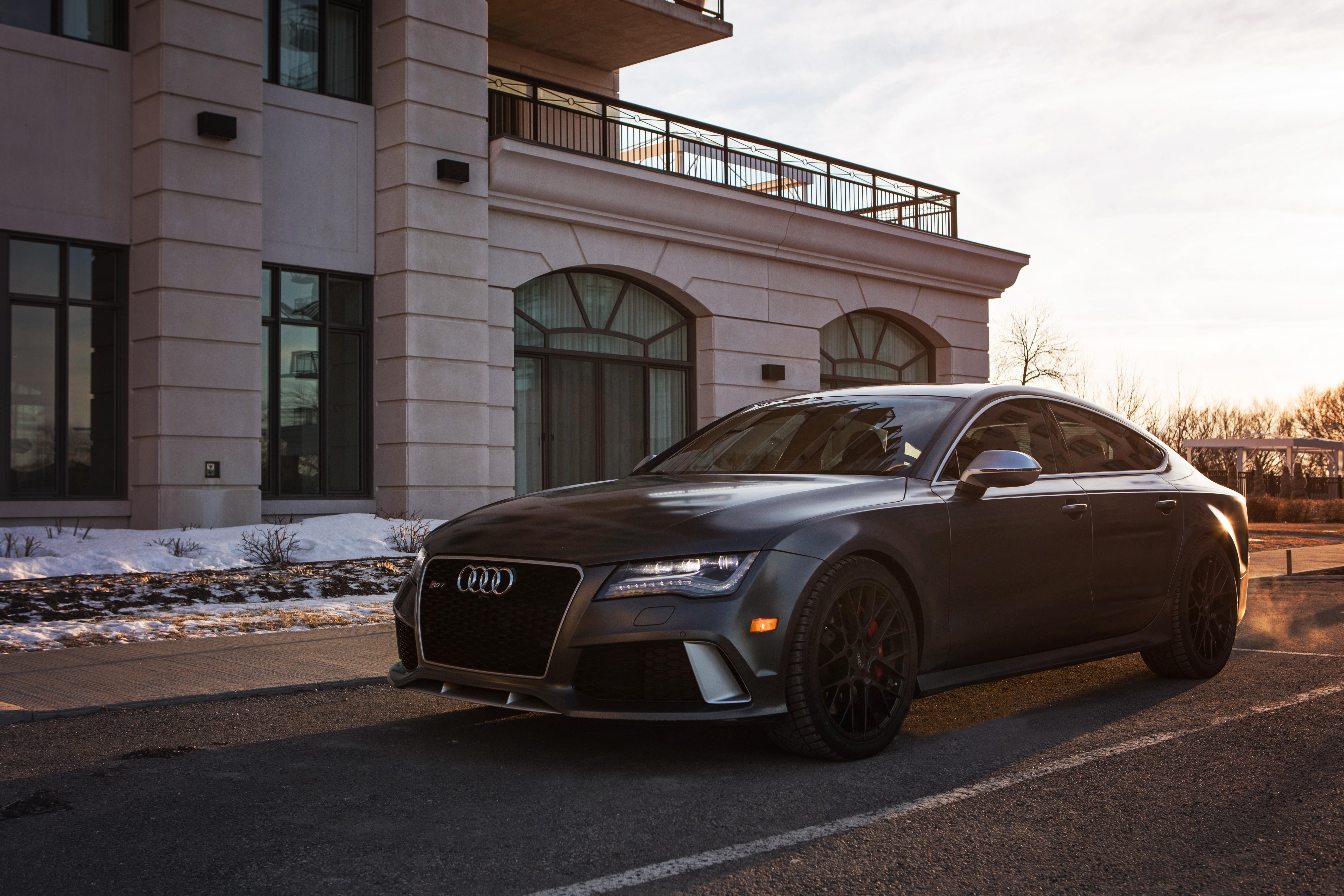 AUDI RS CityCar Rentals - Audi rs7